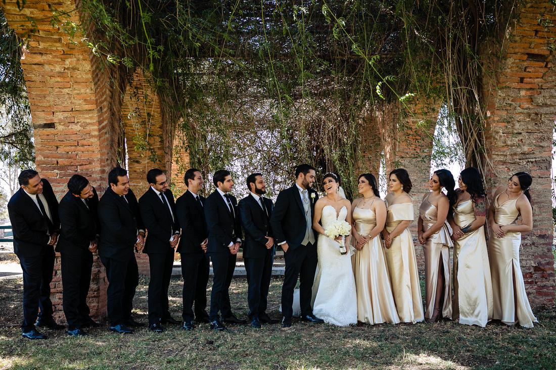 boda en arandas