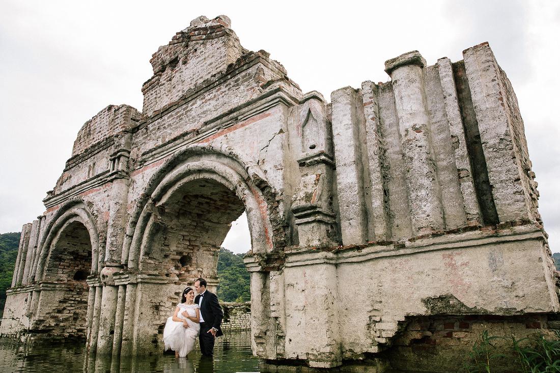 templo quechula