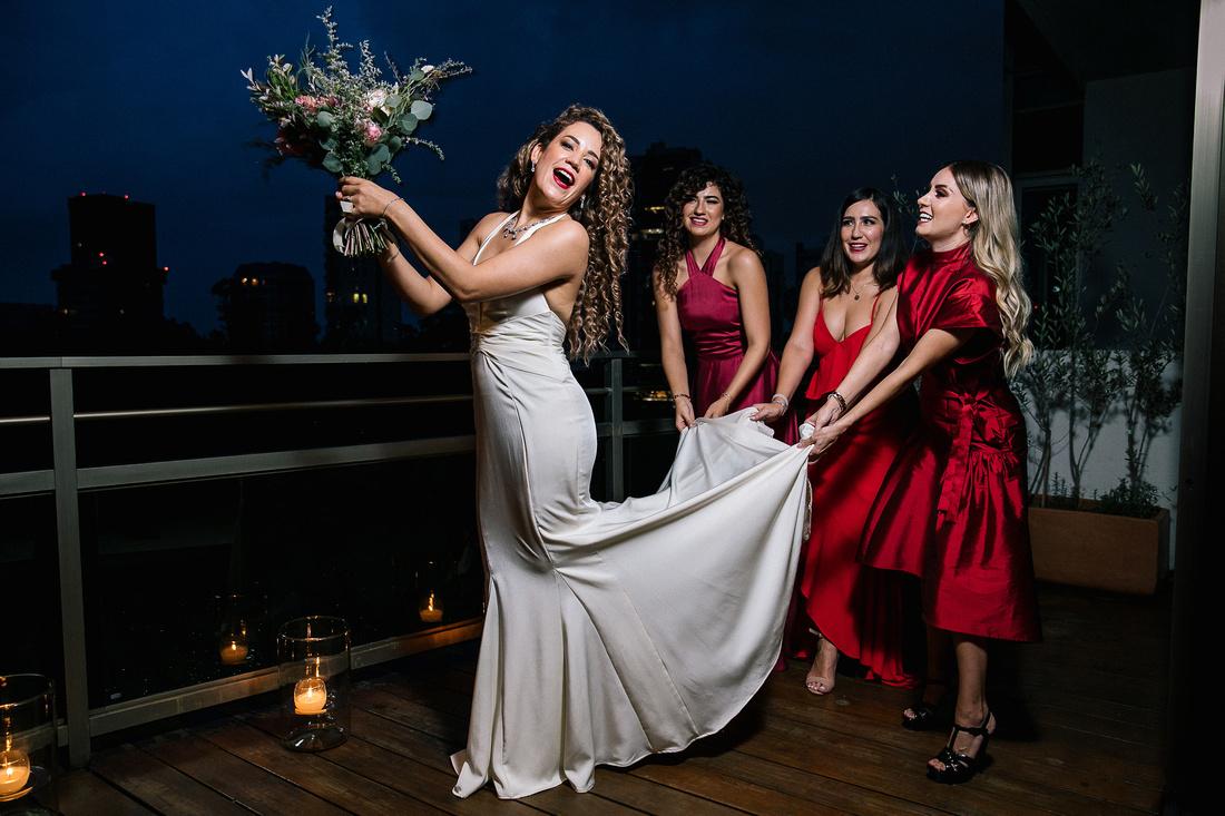 boda civil