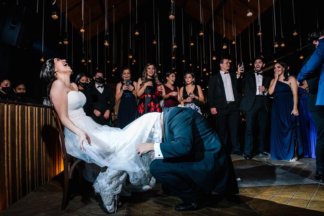 boda en casa regina