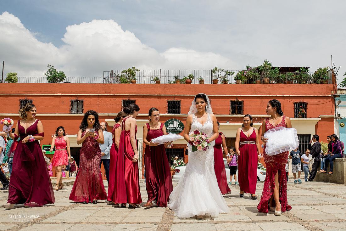 boda oaxaca